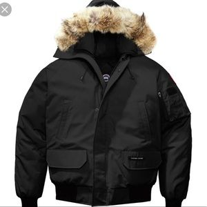 Woman's Canada Goose Chilliwack Bomber
